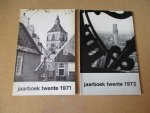 Jaarboek Twente / diverse auteurs - 1971 - Jaarboek Twente - tiende jaar
