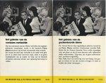 Gardner, Erle Stanley & Jerry Cotton - 4 X DETECTIVE POCKET. 1. HET GEHEIM VAN DE VERLATEN VERLOOFDE. 2. HET GEHEIM VAN DE GECHANTEERDE DAME. 3. HET GEHEIM VAN DE PSEUDO ZAKENVROUW. 4. MORGENAVOND STERFT MAC KING