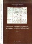 Clausjürgen Neitzel (Autor) - Arnshagen - eine Kirchengemeinde in Pommern zwischen 1640 und 1766: