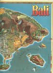 Bakker Piet  ..Kleurenfoto's van Wim Berssenbrugge omslag, kaart van Bali, illustraties en lay-out - Bali in kleuren .. Land en Mens...Bali en het westen...Van kasten en Priesters, het vechten der hanen en het dansen der mensen  ... Een symbolische Lijkverbranding