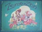 Rend, F. en Corina (ills.) - ZomerZon