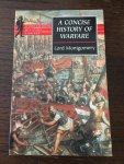 Lord Montgomery - A concise hirstory of warfare