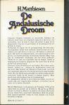 Matthiesen, H - DE ANDALUSISCHE DROOM