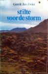 Zwier, Gerrit Jan - Stilte voor de storm
