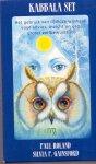 Roland, Paul & Gainsford, Silvia P. (ds1258) - Kabbala Set. Het gebruik van tijdloze wijsheid voor advies, inzicht en een groter zelfbewustzijn