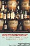 Riel, Paul van - Kroegwoordenschat - meer dan 1000 begrippen en citaten betreffende drank en drinkers