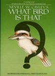CAYLEY, Neville W. / LINDSEY, Terence R. (revised by) - A completely revised and updated edition of the classic Australian ornithological work 'What Bird is that?'