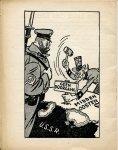 Diverse schrijvers (ds1258) Tekenaar Fritz Behrendt - De ECHTE Waarheid