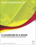Grondel, P. - Adobe Dreamweaver CS3 Classroom in a Book / de officiele training van Abode