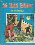 Vandersteen, W. - De rode ridder, De Weerwolf