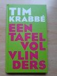 Tim Krabbe - Een tafel vol vlinders