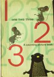 - 1 2 3 one two three A counting picture book by Hans Stengel designed by Ingeborg Meyer-Rey and Rudolf Schultz-Debowski