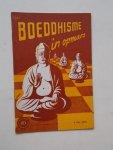 MESMAN, H., - Boeddhisme in opmars. Ao boekje 1061.