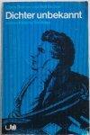 Bremer, Claus      Becker, Rolf - Dichter unbekannt  Heinrich Heine Textfolge        Wikor dramatische Bibliothek nr 40