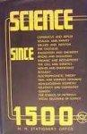 Pledge, T. H. - Science Since 1500