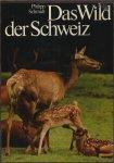 Schmidt, Philipp - DAS WILD DER SCHWEIZ - EINE GESCHICHTE DER JAGDBAREN TIERE UNSERES LANDES