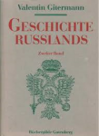valentin gitermann - geschichte russlands, zweiter band