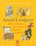 Lindgren, Astrid - Het Grote Lijsterboek van Astrid Lindgren, Met verhalen, sprookjes & prentenboek, 160 pag. hardcover, zeer goede staat