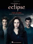 VARIOUS - Twilight Eclipse Music From The Film Score Big Note Piano Book