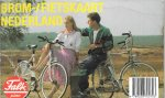 red. - brom-/fietskaart nederland