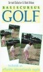 Gallacher - Basiscursus golf