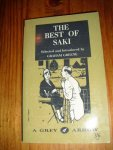 Greene, Graham (sel.) - The best of Saki