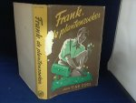 Cool Tine - Frank, de plantenzoeker (omslag)