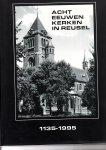 Hagen, J.W., Gerard Janssen - Acht eeuwen kerken in Reusel