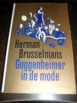 Brusselmans, Herman - Guggenheimer in de mode    9789044621341