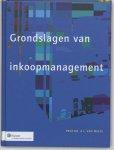 Weelde,,  A.J.van - De grondslagen van inkoopmanagement