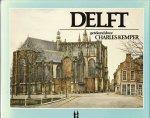 Kemper,  Charles - Delft getekend door Charles Kemper