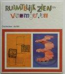 Kampmann Lothar, illustraties Homann Wilhelm, Koopman Brigitte e.a. - Ruimtelijk zien en vormgeven