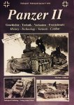 Zöllner, Markus. - Panzer II. History-Technology-Variants-Combat. Engels/Duitse tekst.