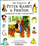 - BEATRIX POTTER - The World of Peter Rabbit & Friends - COMPLETE Story Collection, 270 blz.