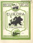 Prop, G. - Begin-Atlas van Europa (en de werelddelen)