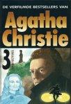 Christie, Agatha - DE VERFILMDE BESTSELLERS VAN AGATHA CHRISTIE - 1. DOEM DER VERDENKING. 2. RALLY NAAR BAGDAD. 3. HET MYSTERIEUZE MANUSCRIPT