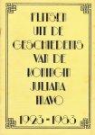 Zandijk, C.A.S. / Linde, G.H. van der (samenstellers) - Flitsen uit de geschiedenis van de Koningin Juliana Mavo 1923-1983
