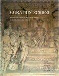 Plinius( ds1373A) - Curatius scripsi ( 92 delen) brieven en vertaal hulp