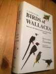 Coates, Brian J & K David Bishop & Dana Gardner - A guide to the Birds of Wallacea - Sulawesi, the Moluccas and Lesser Sunda Islands, Indonesia