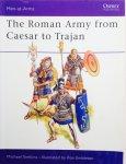 Simkins, Michael.  Embleton, Ron. - The Roman Army from Ceasar to Trajan. Men at Arms 46.