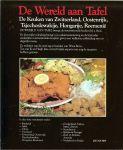 Barkos, Eva & Kofranek, Albert (samenstelling) en Wina Born - De keuken van Zwitserland, Oostenrijk ,  Tsjechoslowakije, Hongarije, Roemenië  uit de serie .. De wereld aan tafel