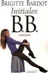 Brigitte Bardot 69546 - Инициалы Б.Б mémoires