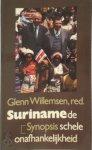 Glenn Willemsen (red.) - Suriname De schele onafhankelijkheid