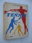 Pelletier, René P. - Pour une méthode française de tennis. L'école des champions. L'école du style. L'école de la volée.
