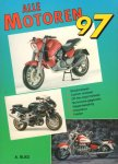 Rijks, A. - Alle Motoren 1997 , 240 pag. kleine paperback , gave staat