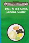 Krishnamurthy, K.H. - Bael, wood apple, lemons, castor