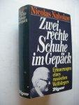 Nabokov, Nicolas / aus dem Englischen - Zwei rechte Schuhe im Gepack. Erinnerungen eines russischen Weltburgers. (Bagazh, Reminiscences of a Russian Cosmopolitan)
