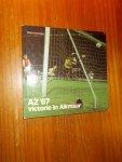 KOOMEN, THEO, - AZ'67. Victorie in Alkmaar.