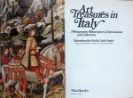 Copplestone, Trewin - Myers, Bernard S. - Art Treasures in Italy Monuments, Masterpieces, Commissions and Collections - Introduced by Giulio Carlo Argan