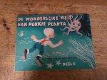 Veeninga, Johan (naverteld door) - De wonderlijke reis van Pukkie Planta deel 5 Als een vis in het water